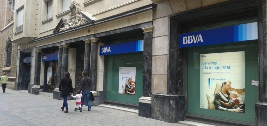 BBVA открыть банковский счет в Испании
