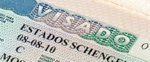 визу в Испанию